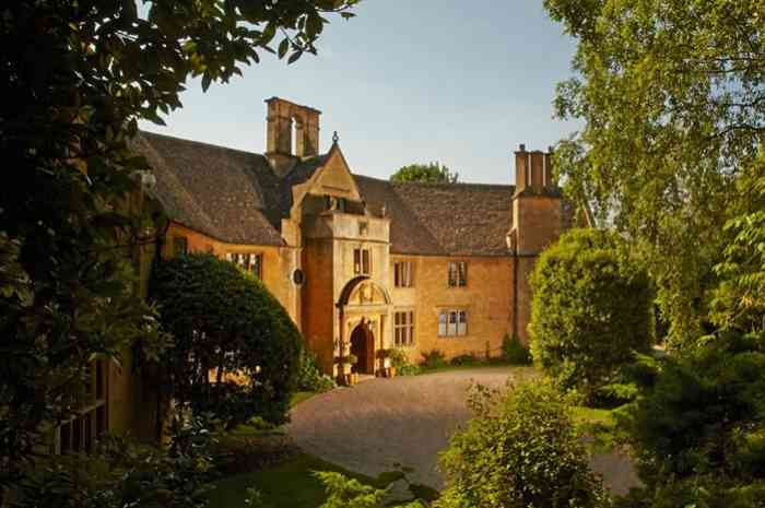 Foxhill Manor Hotel in Broadway in the Cotswolds, England